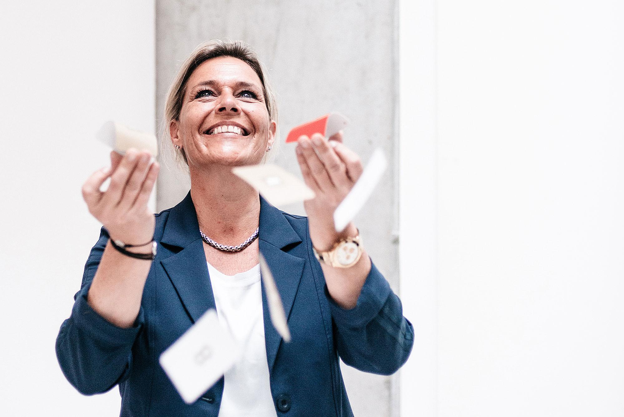 Business Manager Agile - Maartje Backus - scrumkaarten